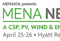 9th Annual MENA New Energy 2017 (previously known as MENASOL)